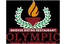 Logo Grieks restaurant Olympic